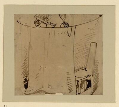 Das warme Bad von Wilhelm Busch