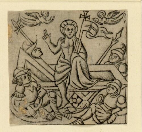 Die Auferstehung Christi von Meister der Auferstehung von 1461