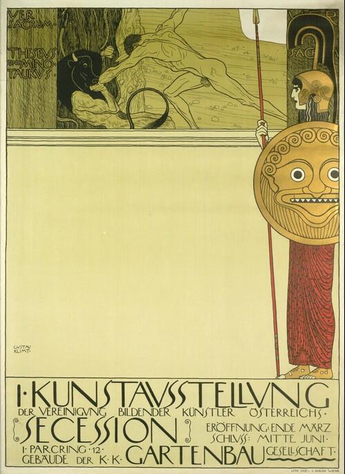 I. KUNSTAUSSTELLUNG; SECESSION