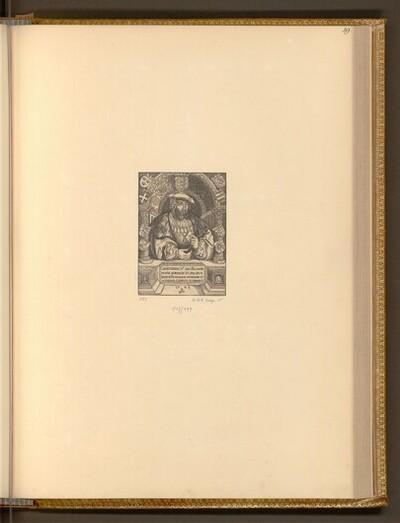 Porträt von Hans Cranach