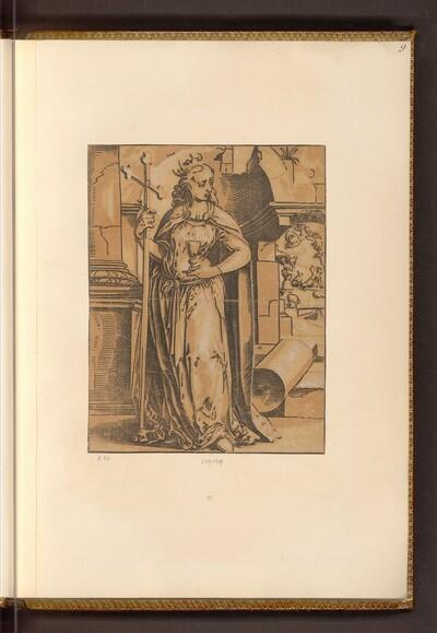 Ecclesia von Tobias Stimmer