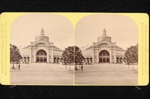 Weltausstellung in Wien 1873: Die Rotunde