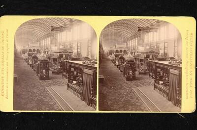 Weltausstellung in Wien 1873: Österreichische Galerie von Wiener Photographen-Association
