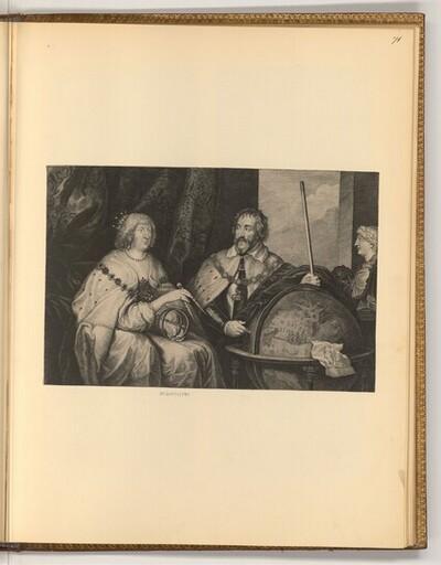 Porträt Thomas und Alethea Howard von Lucas Vorsterman