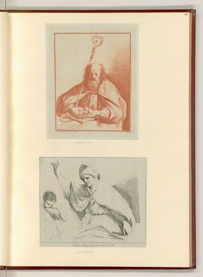 Hl. Nikolaus von Comte Anne Claude Philippe de Caylus