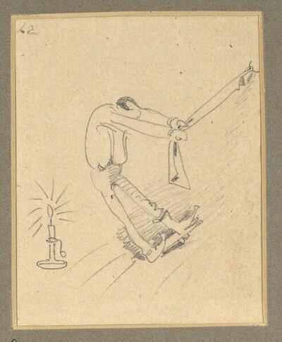 Abenteuer in der Neujahrsnacht von Wilhelm Busch