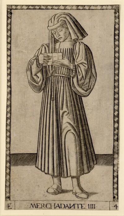 Marktfrau von Tarocchimeister