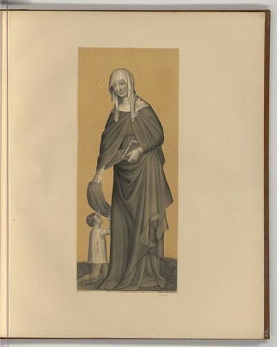 Hl. Elisabeth von Johann Nepomuk Strixner