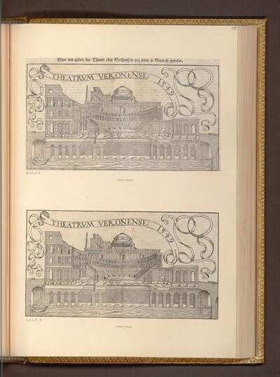 Theatrum Veronese von Hans Rudolf Manuel Deutsch