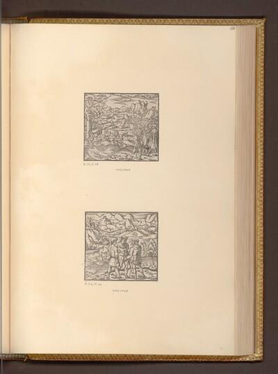 Wilhelm Tell; Rütlischwur von Hans Rudolf Manuel Deutsch