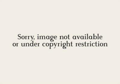 Blick über die alte, 1844-1848 gebaute, Franzenskettenbrücke in Wien Richtung Praterstern und Nordbahnhof von Paul Pretsch