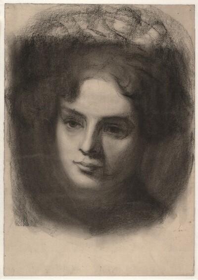 Bildnis eines Mädchens von Egon Schiele
