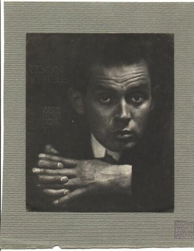 Egon Schiele von Anton Josef Trcka