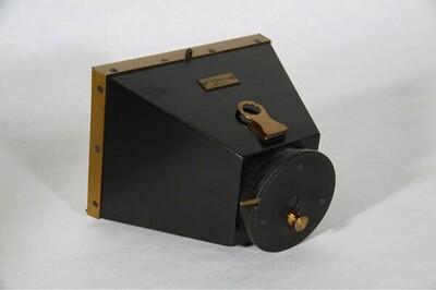 Kastenkamera (Tubuskamera) - 6,5 x 9,5 cm von Optische Anstalt C. P. Goerz AG