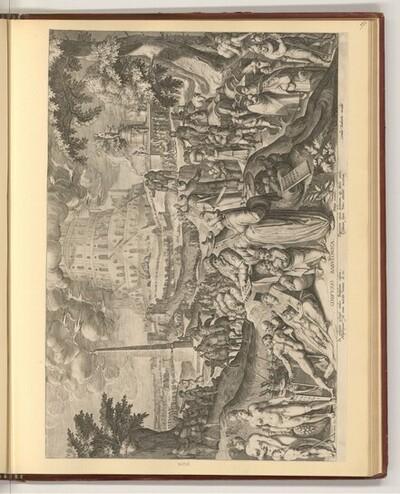 Der Turmbau zu Babel von Zacharias Dolendo