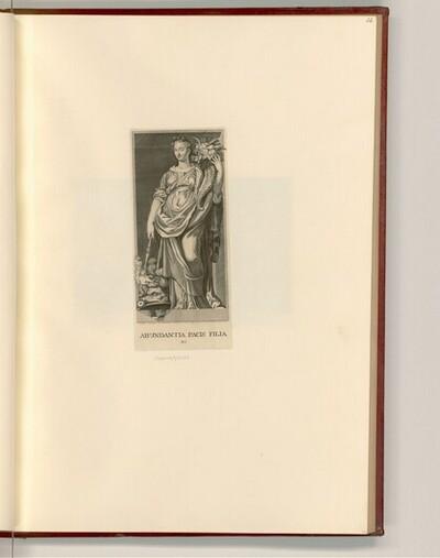 Abundantia Pacis Filia von Georg Kaspar Prenner