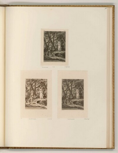 Ariosto, Ludovico: Der rasende Roland, Angelika (Buchillustration) von Francesco Bartolozzi